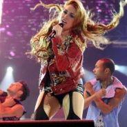 Miley Cyrus ... Sexy et provoc en concert en Argentine (PHOTOS)