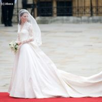 Kate Middleton ... sa robe de mariée est une imitation