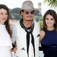 Pirates des Caraïbes 4 (Cannes) ... L'avenir de la saga dépend des enfants de Johnny Depp