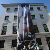 Abercrombie & Fitch à Paris sur les Champs-Elysées ... ouverture aujourd'hui