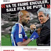 Nicolas Anelka ... Son procès contre L'Equipe s'ouvre aujourd'hui