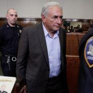 DSK prison PHOTO de son passage au tribunal