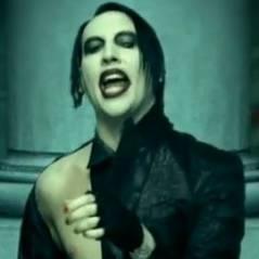 Marilyn Manson ... Une vidéo rock qui annonce un nouvel album