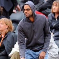 Roland Garros 2011 PHOTOS ...Tony Parker et les peoples Porte d'Auteuil