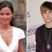 Justin Bieber et Pippa Middleton ... ils se rapprochent en faisant affaire