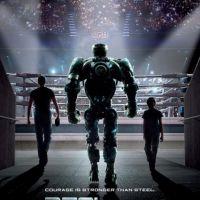 Real Steel avec Hugh Jackman ... une nouvel affiche de choc