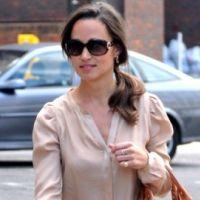 PHOTOS ... Pippa Middleton aussi hot dans la rue qu'à Roland Garros