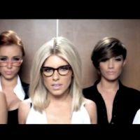 The Saturdays en vidéo ... Super sexy dans Notorious, leur nouveau clip