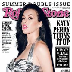 Katy Perry ... fait la couverture du magazine Rolling Stone (VIDEO)