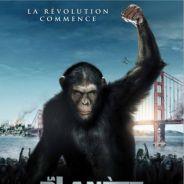 La planète des singes : les origines ... la bande annonce et l'affiche française