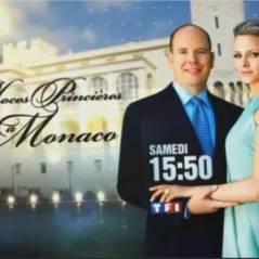 Mariage Albert de Monaco et Charlene en direct sur TF1 cet après midi ... bande annonce