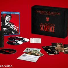 Scarface : en Blu-Ray le 6 septembre 2011 (VIDEO)