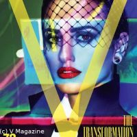 Penelope Cruz sublime ... une femme fatale pour V Magazine (PHOTO)