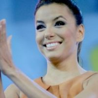 Eva Longoria : en toute simplicité à la Imagine Cup (PHOTOS)