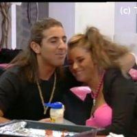 Secret Story 5 : Aurélie et Rudy (re)flirtent ensemble (VIDEO)
