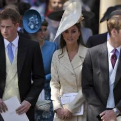 Mariage de Zara Phillips et Mike Tindall : les mariés se font piquer la vedette par Kate et William (PHOTOS)