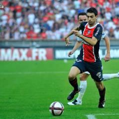 Javier Pastore : les photos de son 1er match avec le PSG au Parc des Princes