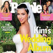 Mariage de Kim Kardashian : 1ere photo officielle et les confidences des mariés