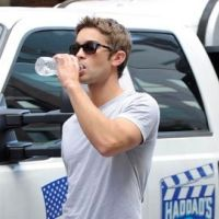PHOTOS - Gossip Girl saison 5 : Blake Lively et Chace Crawford en tournage