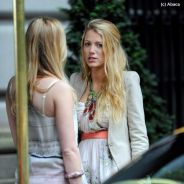 PHOTOS - Gossip Girl saison 5 : Blake Lively en tournage