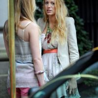 PHOTOS - Gossip Girl saison 5 : Blake Lively en tournage