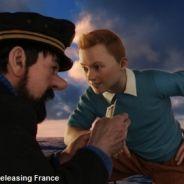 Les aventures de Tintin : nouvelles images du secret de la Licorne de Spielberg (VIDEO)