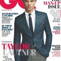 Taylor Lautner et sa vie après Twilight : hyper-classe pour GQ (PHOTO)