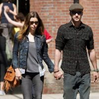 Justin Timberlake et Jessica Biel : en virée avec papa maman