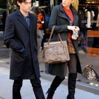 Gossip Girl saison 5 : Blake Lively et Penn Badgley en tournage (PHOTOS)