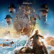 Tintin et Le Secret de la Réussite : le carton du moment vu par Spielberg et sa bande (VIDEO)