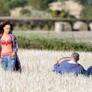 Rihanna et son clip We Found Love : sur le tournage avec ses fans (VIDEO)