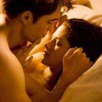 Twilight 4 : la scène de sexe entre Bella et Edward ... pas au cinéma, mais en DVD