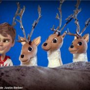 Justin Bieber ''Santa Claus Is Coming To Town'' : 1eres images du futur clip (VIDEO)