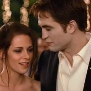 Twilight 4 : la robe de mariée de Bella classée top-secret (VIDEO)