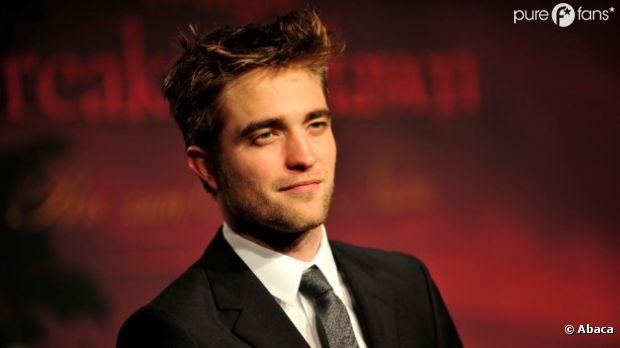 Robert Pattinson à Berlin pour Twilight 4