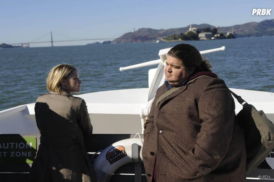 Alcatraz avec Sarah Jones et Jorge Garcia