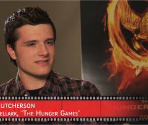 Interview de Josh Hutcherson pour MovieFone