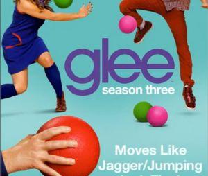 Audio de Moves Like Jagger / Jumping Jack Flash version Glee