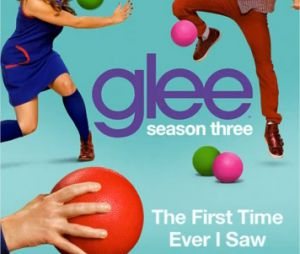 Audio de The First Time I Ever Saw Your Face version Glee