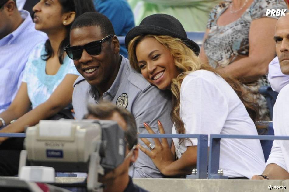 Beyoncé et son mari Jay-Z