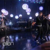 Big Time Rush : ils ont mis le feu sur un plateau (VIDEO)