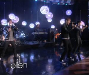 Big Time Rush sur le Ellen Show