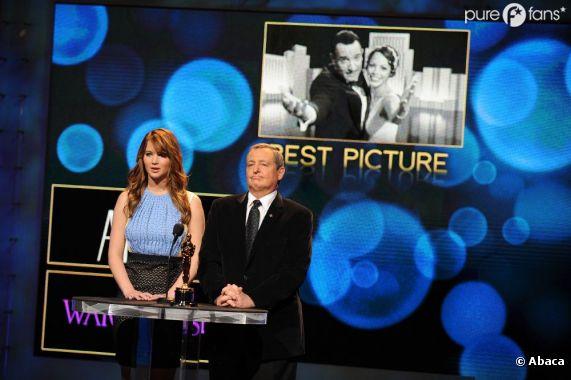 The Artist nommé dans la catégorie Meilleur film