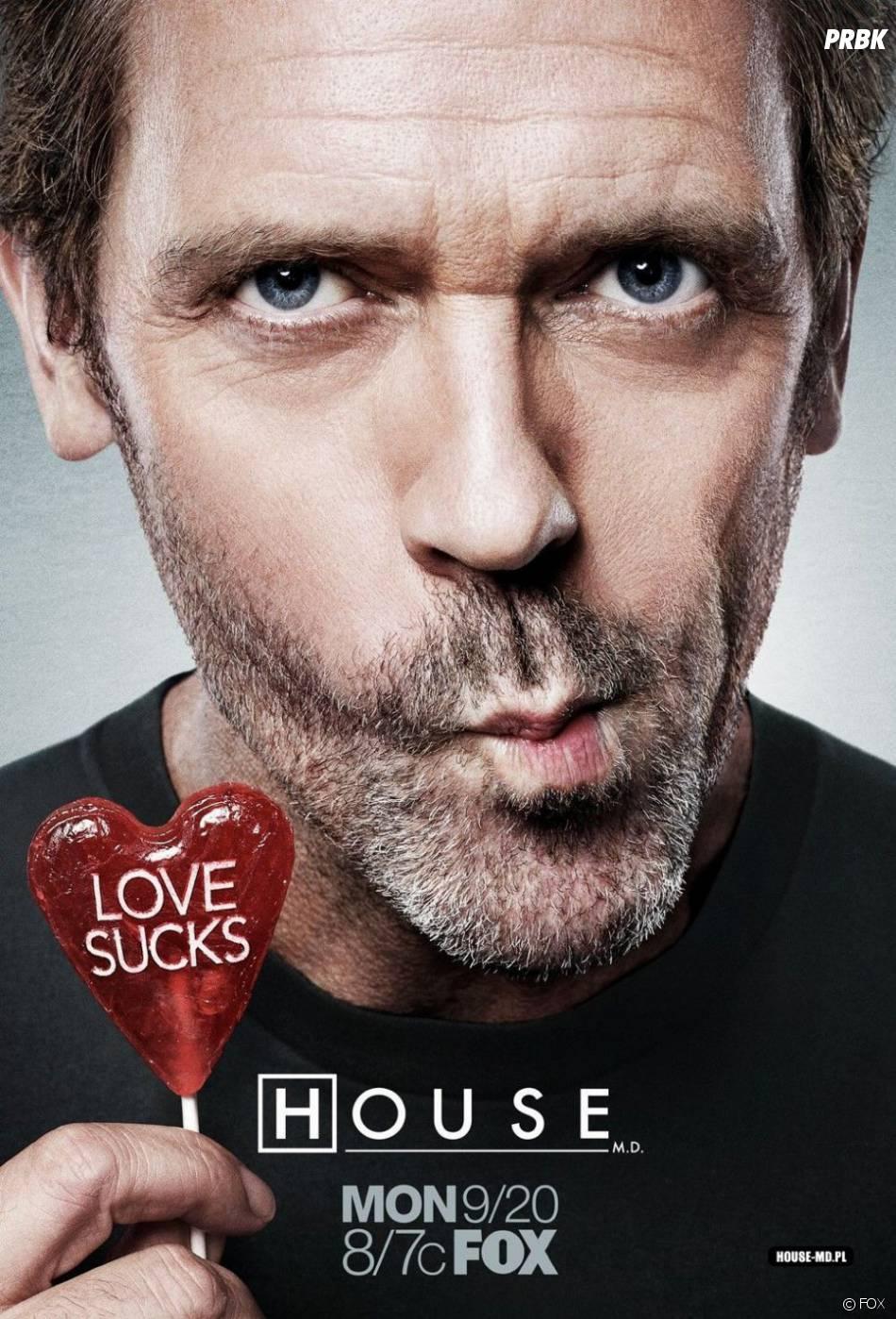 Dr House beitnôt à l'antenne de TF1