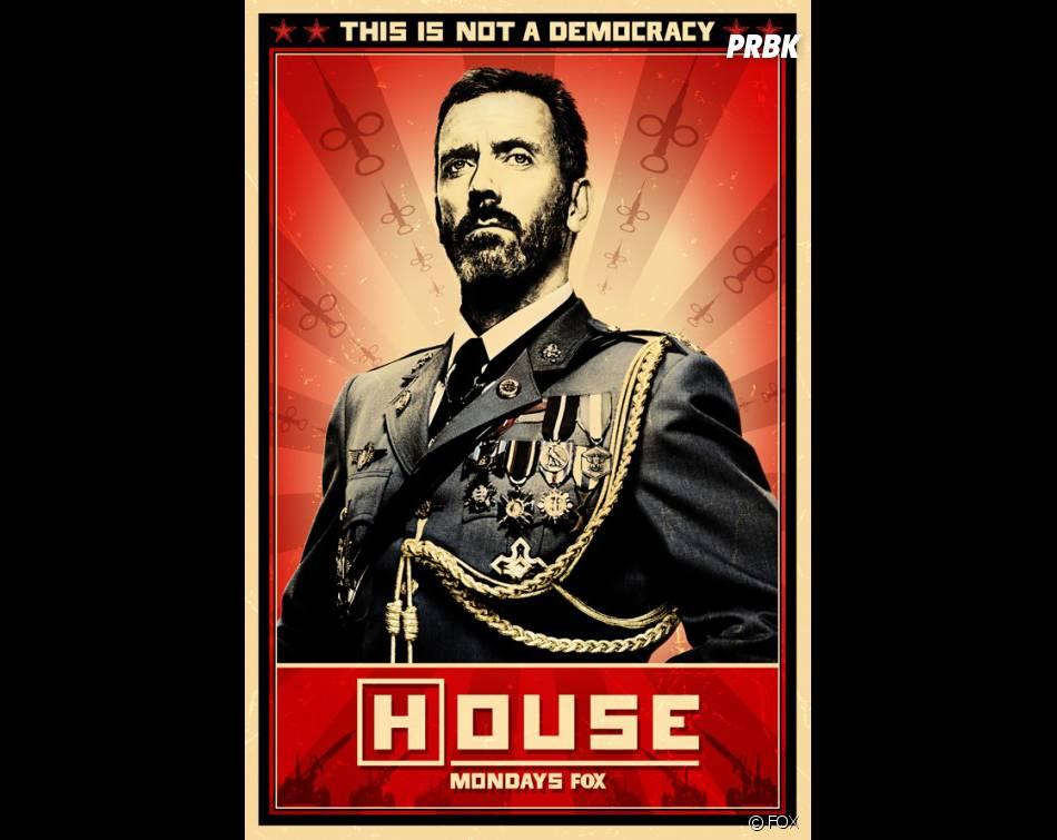Poster de la série Dr House