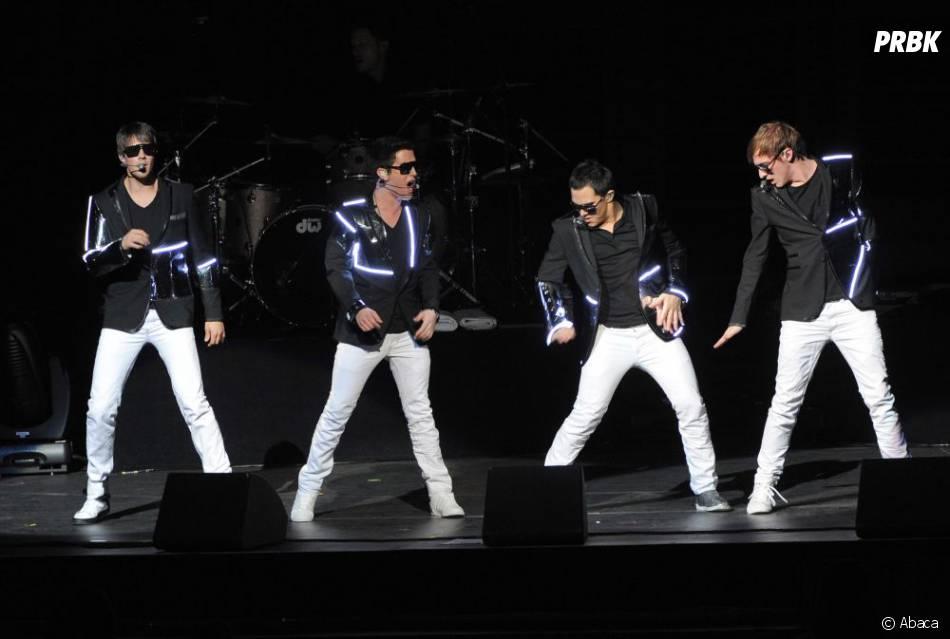 Big Time Rush sur scène