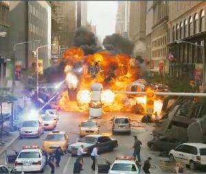 Teaser inédit, The Avengers