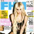 Taylor Momsen se confie à FHM