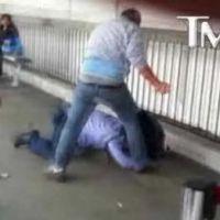 Justin Bieber : son garde du corps tabasse un paparazzi VIDEO CHOC