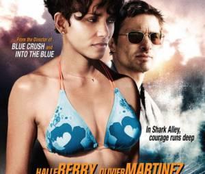 L'affiche de Dark Tide, le prochain film d'Halle Berry